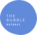 The Bubble Retreat Logo